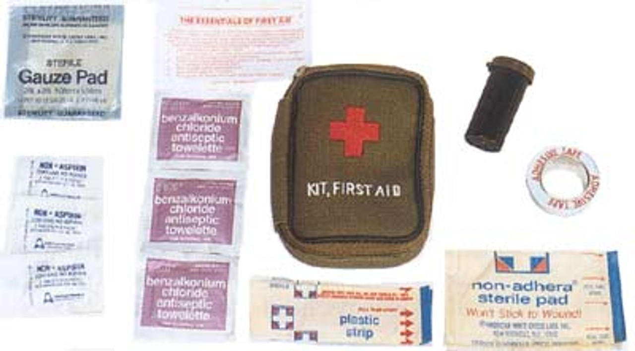 """""""Soldier"""" First Aid Kit"""
