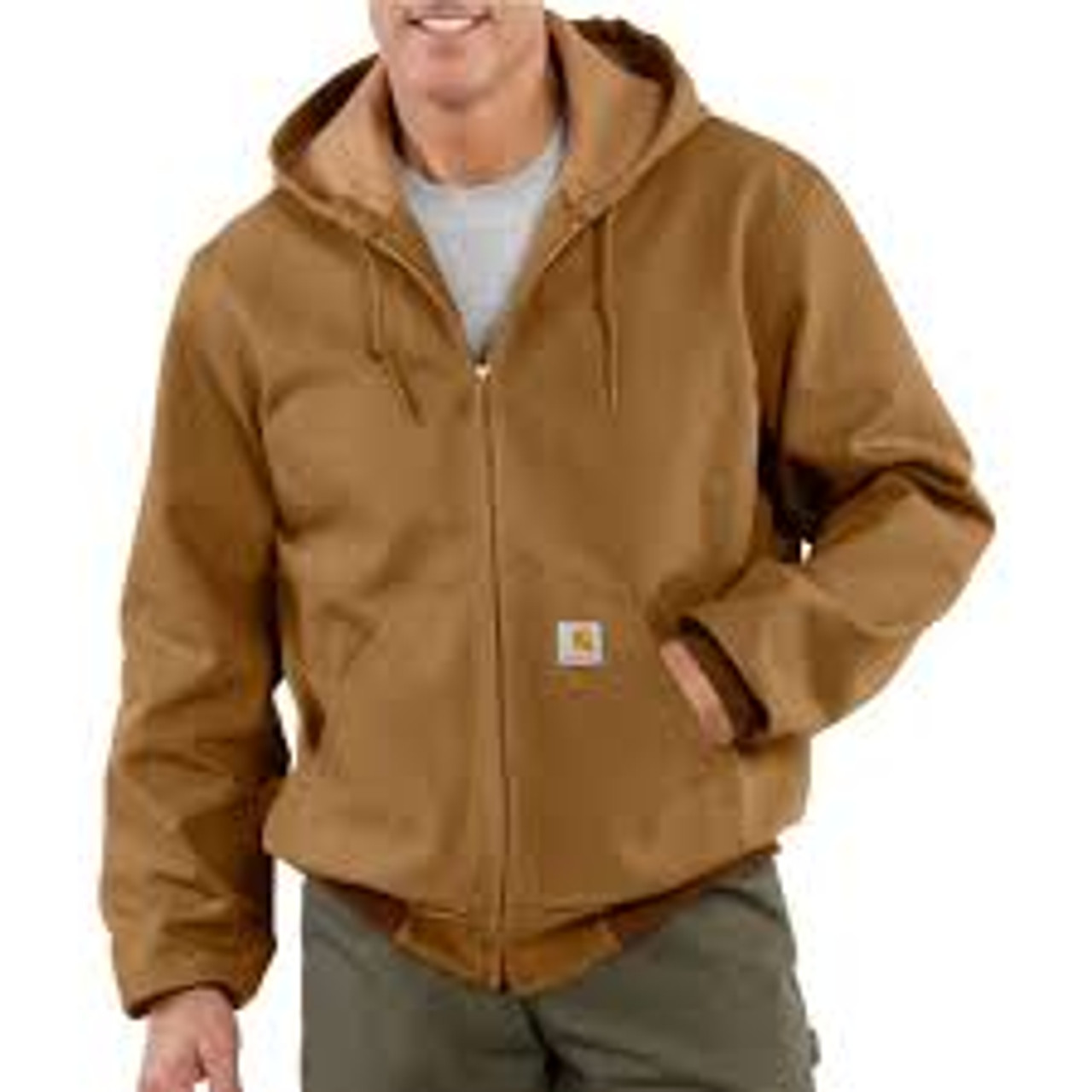 CARHARTT DUCK THERMAL-LINED ACTIVE JAC-131