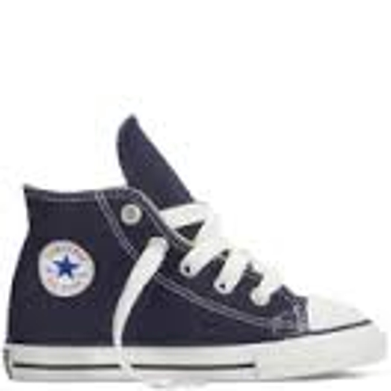 Converse Chuck Taylor Hi Canvas All Star Classic Colors Tdlr (1-3.5 yrs.)