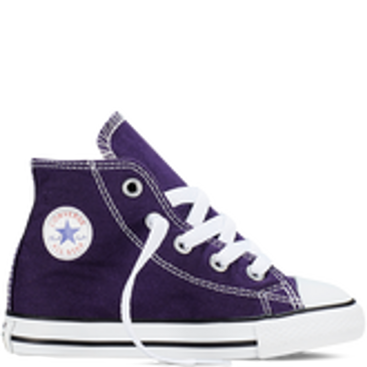 Converse Chuck Taylor Hi Canvas All Star Fresh Colors Tdlr (1-3.5yrs.)