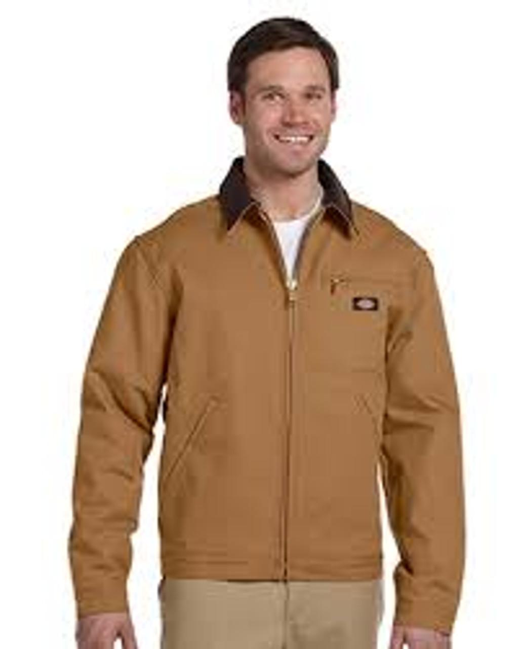 Dickies Blanket Lined Duck Jacket-758