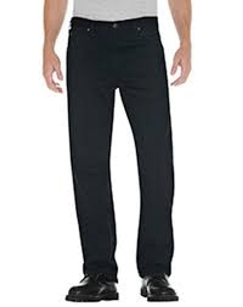 Dickies Dickies Regular Straight Fit 5-Pocket Denim Jeans-17292