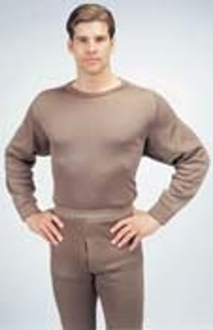 G.I. Extreme Cold Weather Polypropylene Crew Neck Tops-6237
