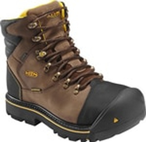 KEEN MEN'S MILWAUKEE WP STEEL TOE BOOT