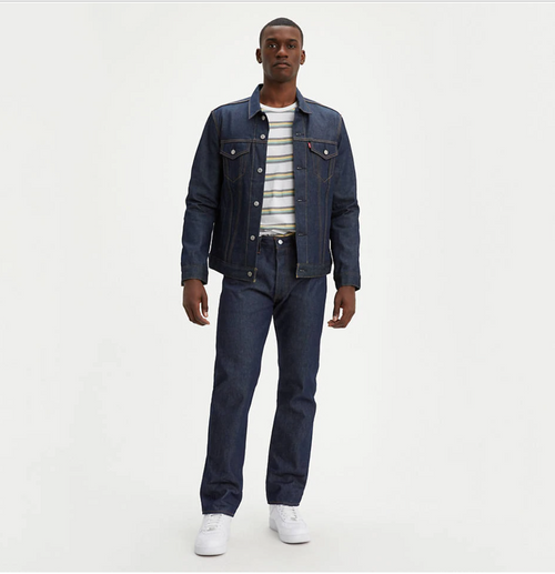 Levi's® Orignal 501 Shrink-to-Fit & Length 38