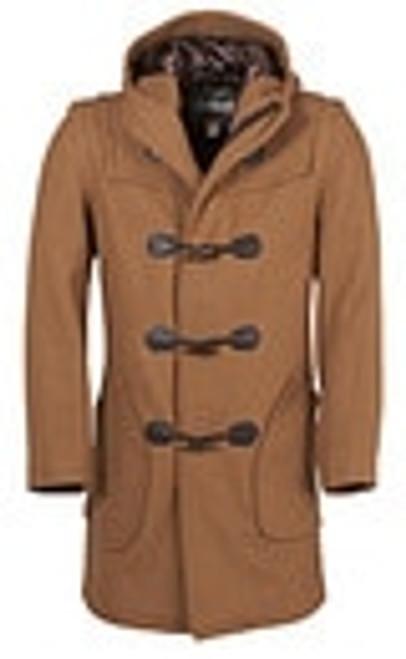 """Schott 36"""" 24oz Wool Blend Duffle Coat"""