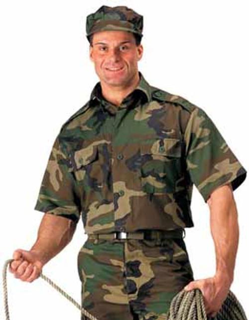 Ultra Force Short Sleeve Tactical Shirts