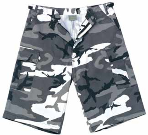 Ultra Force Xtra Long Fatigue Shorts