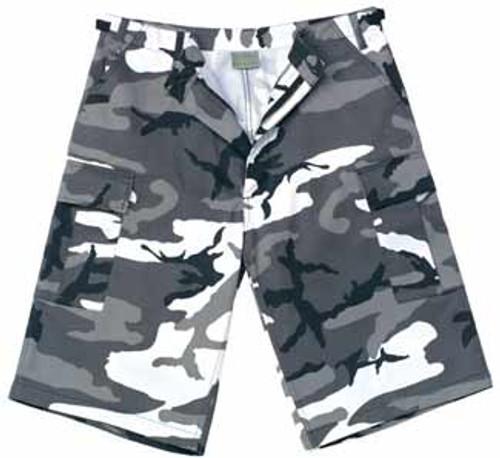 Ultra Force Xtra Long Fatigue Shorts