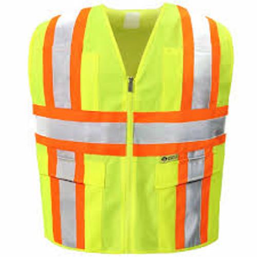 CONTRAST HIGH VIZ VEST/ANSI Class 2 Vests