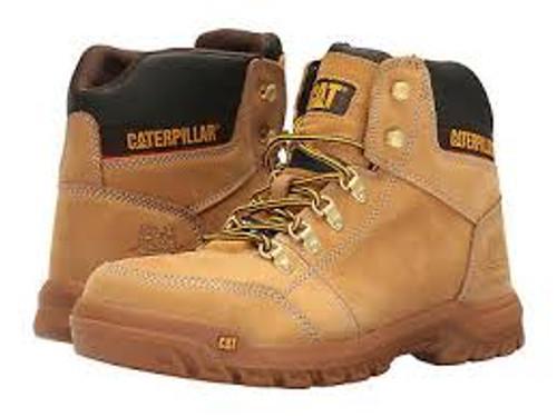 CAT Outline Steel Toe Work Boot-P90803