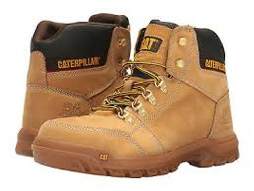 CAT Outline Steel Toe Work Boot-P90803