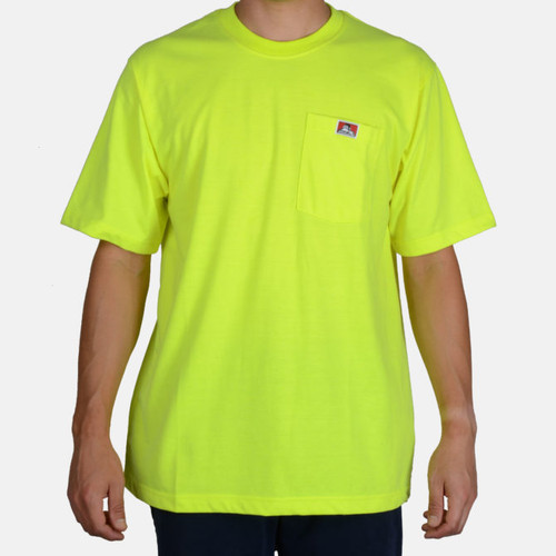 Ben Davis® Heavy Duty Short Sleeve Pocket T-Shirt