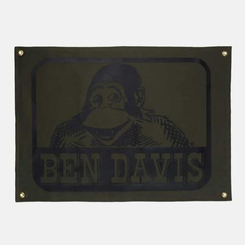 Ben Davis Canvas Banner