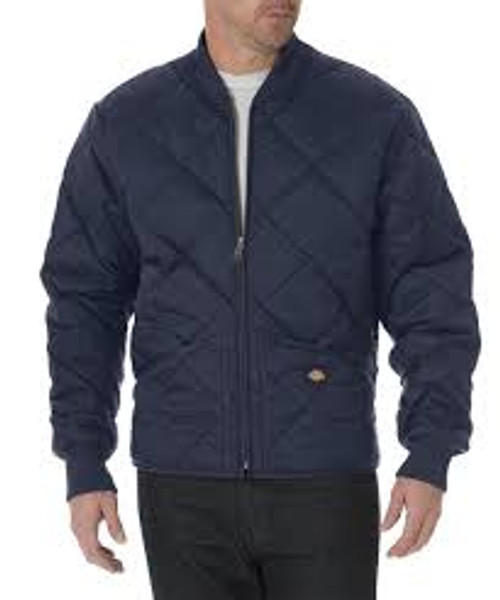 Dickies Diamond Quilted Nylon Jacket-61242