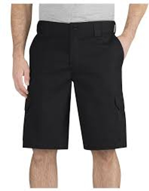"DICKIES FLEX 11"" Regular Fit Cargo Shorts-WR556"