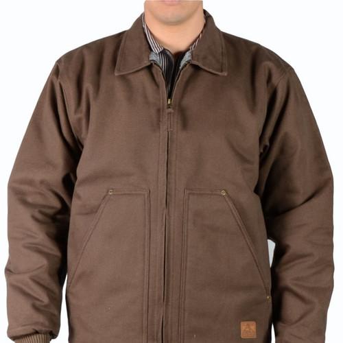 Ben Davis® Fleece Sherpa Lined  Collared Jacket