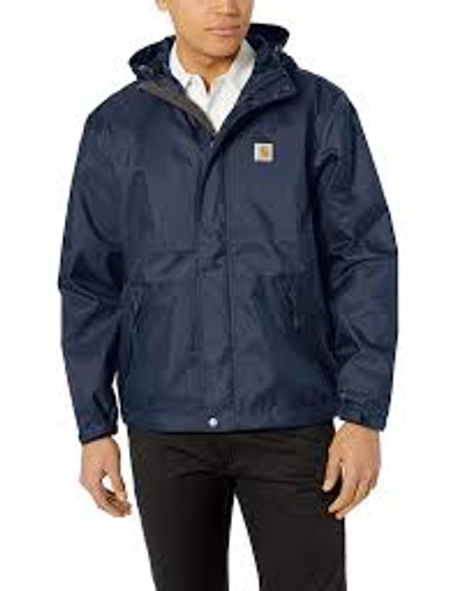 CARHARTT DRY HARBOR WATERPROOF BREATHABLE JACKET-103510