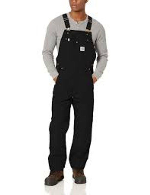 Carhartt Duck Bib Overall/Unlined-102776