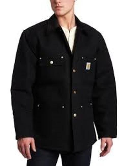Carhartt Duck Chore Coat - Blanket Lined-103825