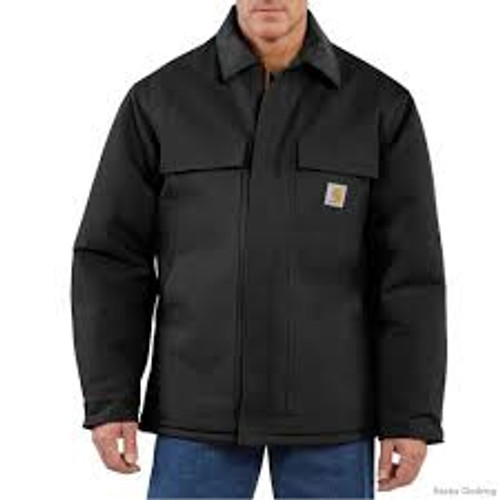 Carhartt Duck Traditional Jacket/Artic-Quilt Lined-J002