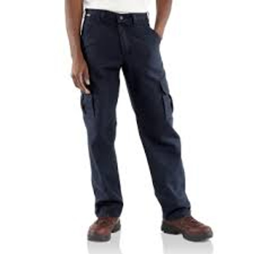 Carhartt® Flame-Resistant Canvas Cargo Pant-FRB240