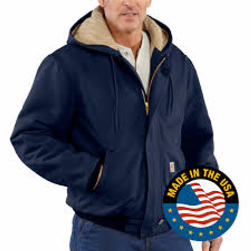 Carhartt® Flame-Resistant Duck Active Jac/Quilt-Lined-101621