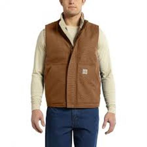 Carhartt® Flame-Resistant Mock Neck Vest-101029
