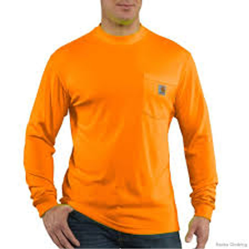 Carhartt ®Force Color Enhanced Long-Sleeve T-Shirt-100494