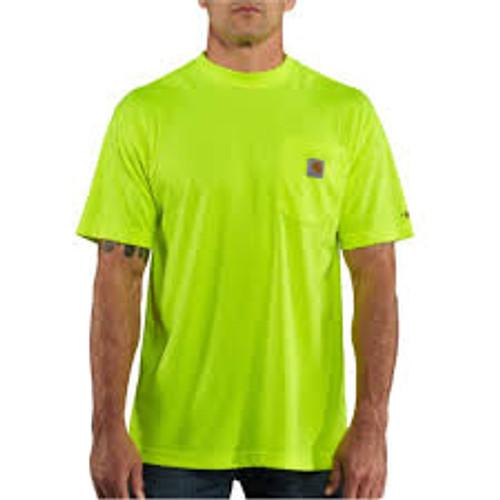 Carhartt Force Color Enhanced Short-Sleeve T-Shirt-100493