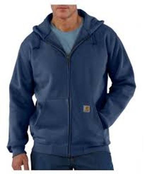 Carhartt® Rain Defender ® Paxton heavyweight Hooded Zip-Front Sweatshirt-100614 -K185