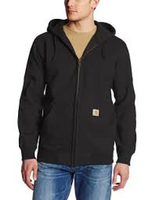 Carhartt Rain Defender ® paxton heavyweight Hooded Zip-Front Sweatshirt-100614 -K185