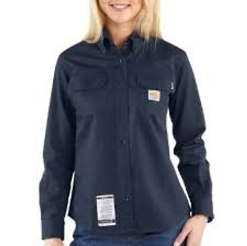 Carhartt WOMEN'S FR FORCE COTTON HYBRID SHIRT-102687