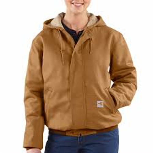 Carhartt  Flame-Resistant Midweight Canvas Active Jac-101629