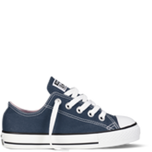 Converse Chuck Taylor Low Canvas All Star Classic Colors (4-7 yrs.)