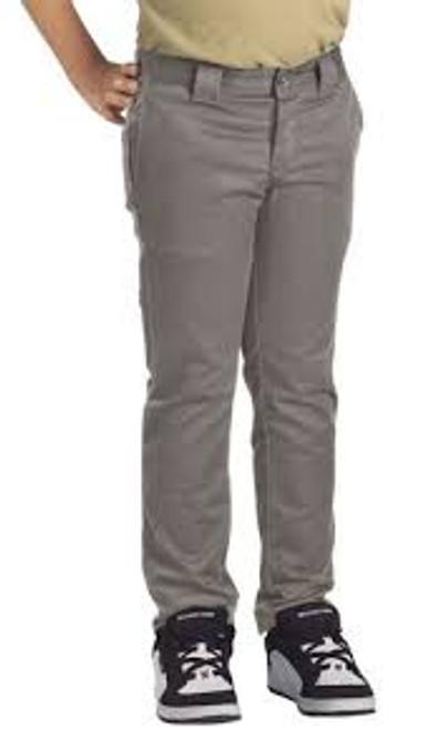 DICKIES BOYS' FLEX SKINNY FIT STRAIGHT LEG PANTS-QP801