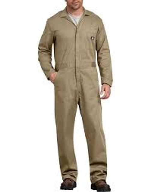 Dickies Cotton Long Sleeve Coveralls-48300