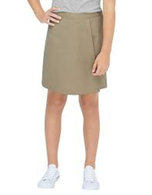 Dickies Girls  Faux Wrap Skort-KT312