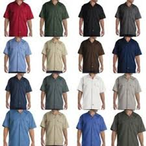 Dickies Short Sleeve Work Shirt-1574