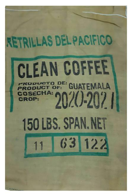Flower Pot Nursery Assorted Coffee Bean Burlap Sack Bag Reclaimed Hessian 1 Pack