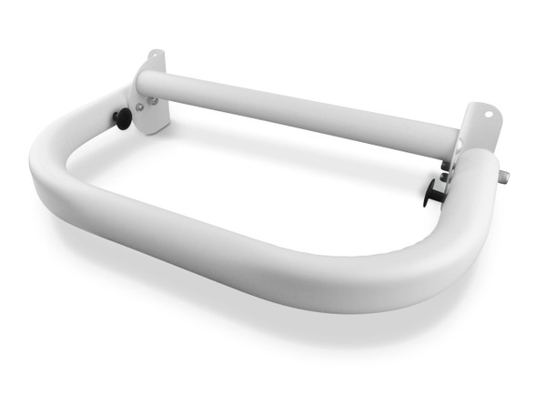"16"" x 12"" Extend A Hand Locking Grab Bar White"