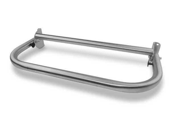 """24""""x 12"""" Locking Extension Assistance Grab Bar  Stainless"""