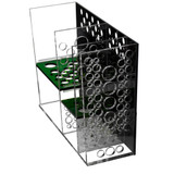inTank Media Basket for Fluval and Hagen AquaClear 110