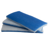inTank Bonded Poly Filter Floss - VALUE PACK (3 PADS)