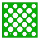 SHELF - JBJ Rimless Nano Cube 45 Media basket