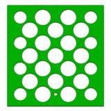 SHELF - JBJ Rimless Nano Cube 30 Media basket