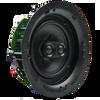 """Cielo C6 Ceiling speaker 6,5"""" Kevlar woofer, 1"""" alu dome pivoting tweeter"""