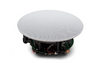 """Cielo C8 Ceiling speaker 8"""" Kevlar woofer, 1"""" alu dome pivoting tweeter"""