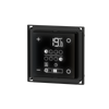 E72 room temperature controller, 'NF version, white housing