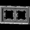 2-fold plastic frame Form